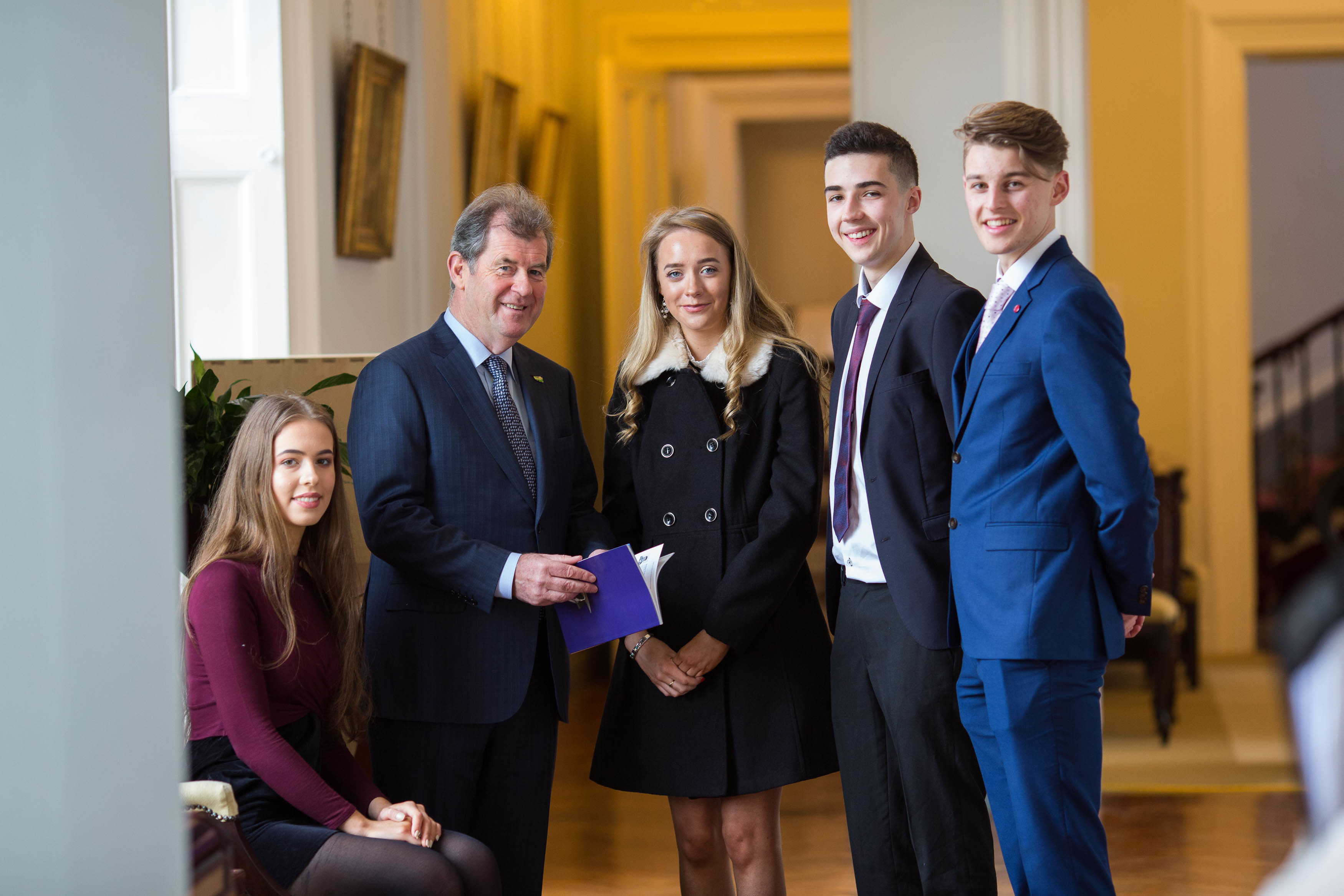 All Ireland Scholarships 2016