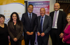 Minister Leo Varadkar Paul Partnership