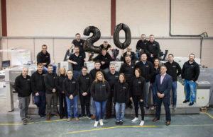 CUBE 20th Anniversary