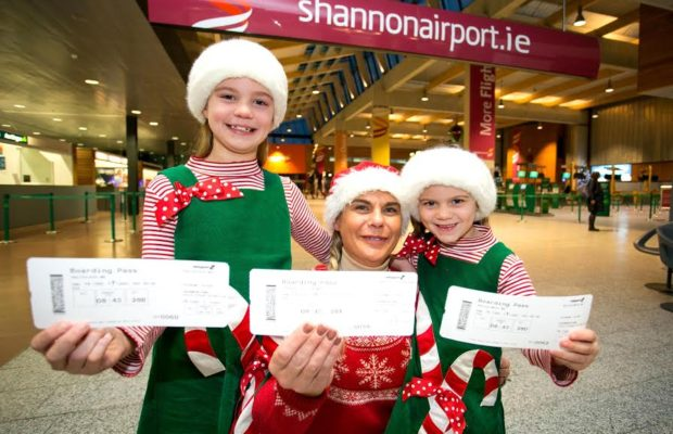 Shannon Airport Christmas flights