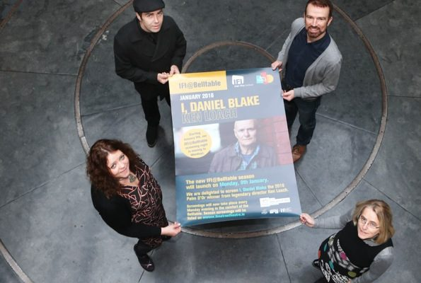 Belltable Hosts Irish Film Institute