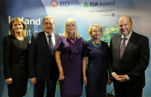 Becton Dickinson Company Announce 100 Limerick Jobs