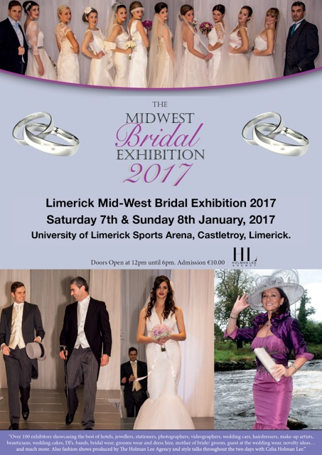 The Mid West Bridal Exhibition 2017