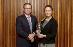 Limerick Law Student Wins Bold Ideas Student Innovation Award