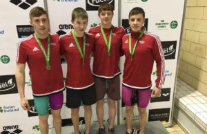 Limerick Swimming Club continue success with Lisburn win