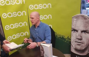 Paul O'Connell signing