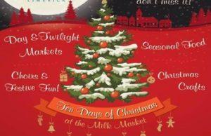 Christmas Limerick Milk Market