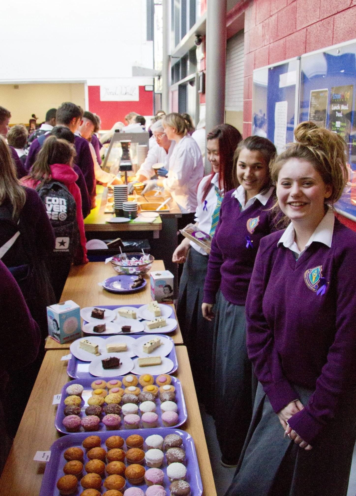 Thomond Community College raise funds