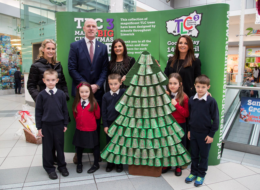 Team Limerick Cleanup Christmas Tree Competition Winners