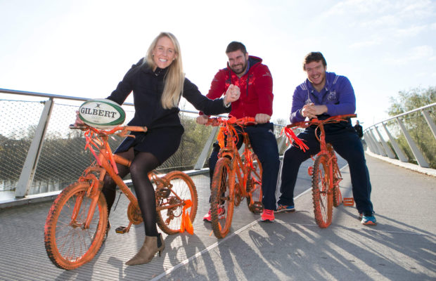 Cycle Against Suicide launch Student Leaders Congress 2017