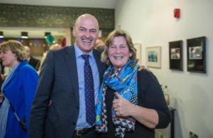 Mary Coll Launches Silver a collection of poetry