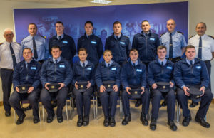 Limerick City welcomes eleven Probationer Garda