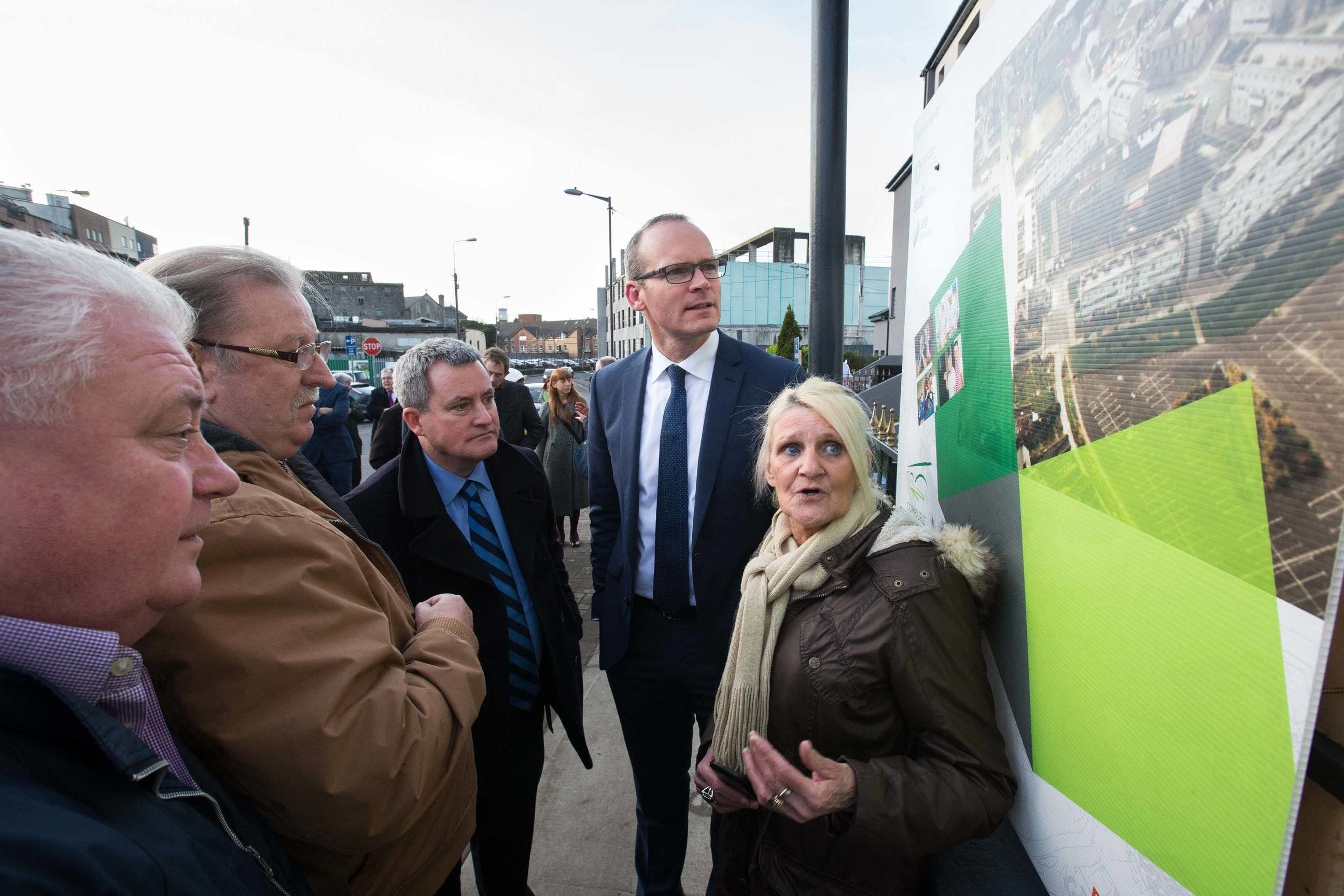 Limerick Regeneration Plan Positively Impacting Communities