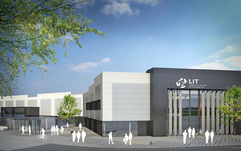 14 million euro Coonagh Campus