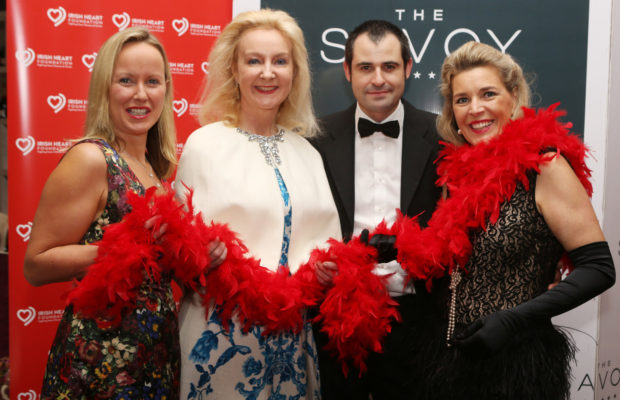 Irish Heart Foundation Sweet Hearts Ball