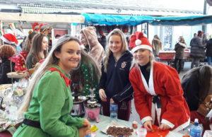Limerick Student Christmas Market 2016