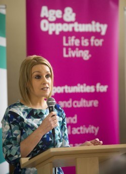 Older Limerick Groups Receive Go For Life Grant