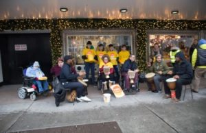 Enable Ireland Annual Christmas Caroling Fundraiser