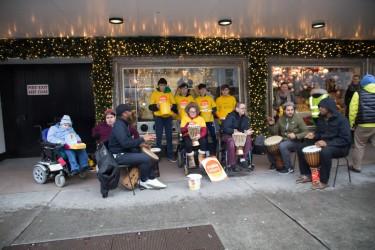 Enable Ireland Annual Christmas Caroling Fundraiser