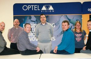 Optel Vision Expanding Limerick Workforce