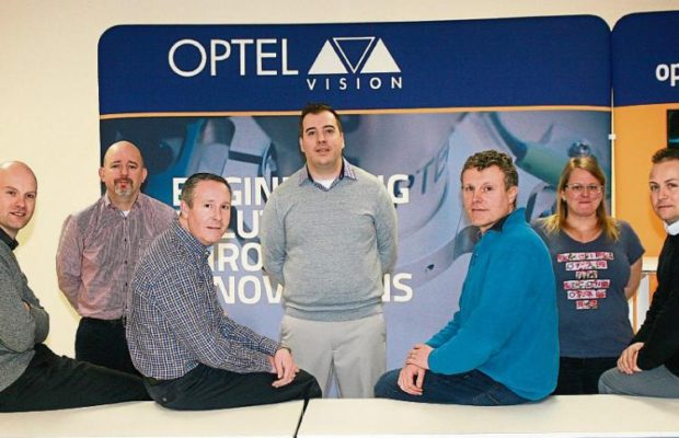 Optel Vision Expanding Limerick Workforce