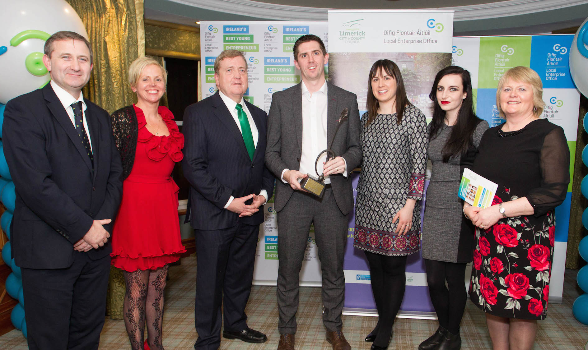 Irelands Best Young Entrepreneur National Final