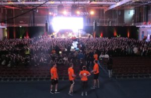 Cycle Against Suicide Leaders Congress Event 2017 huge success!