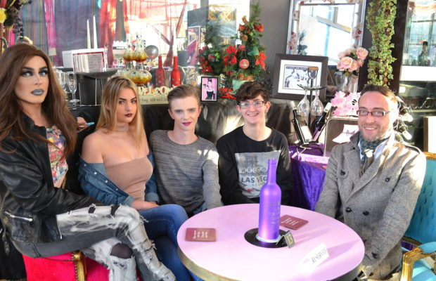 Limerick LGBTQ Pride 2017 Fashion Show Fundraiser at Chez Le Fab