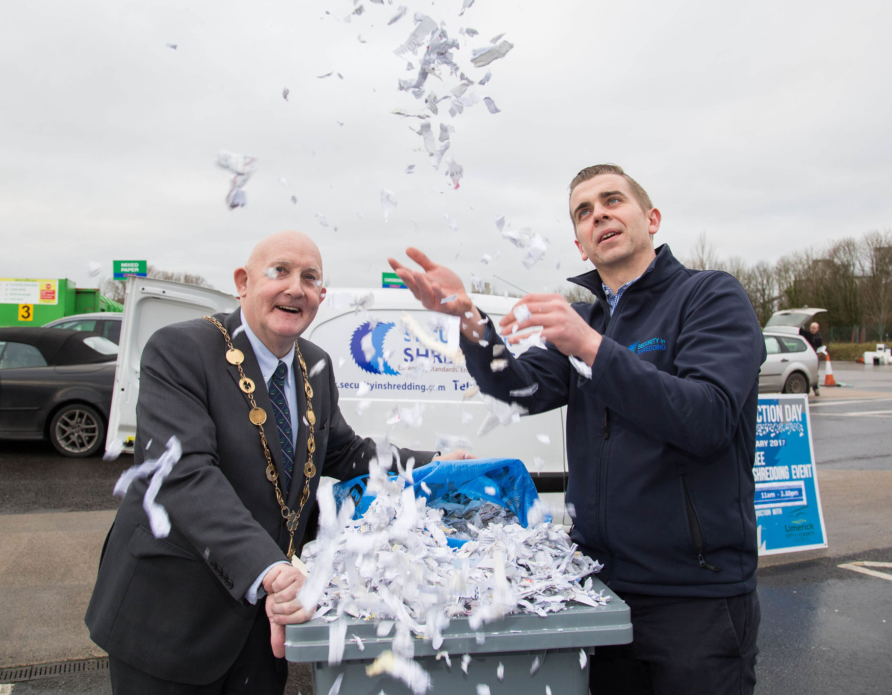 Limerick Free Confidential Paper Shredding