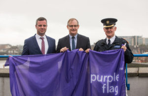 Limerick Purple Flag