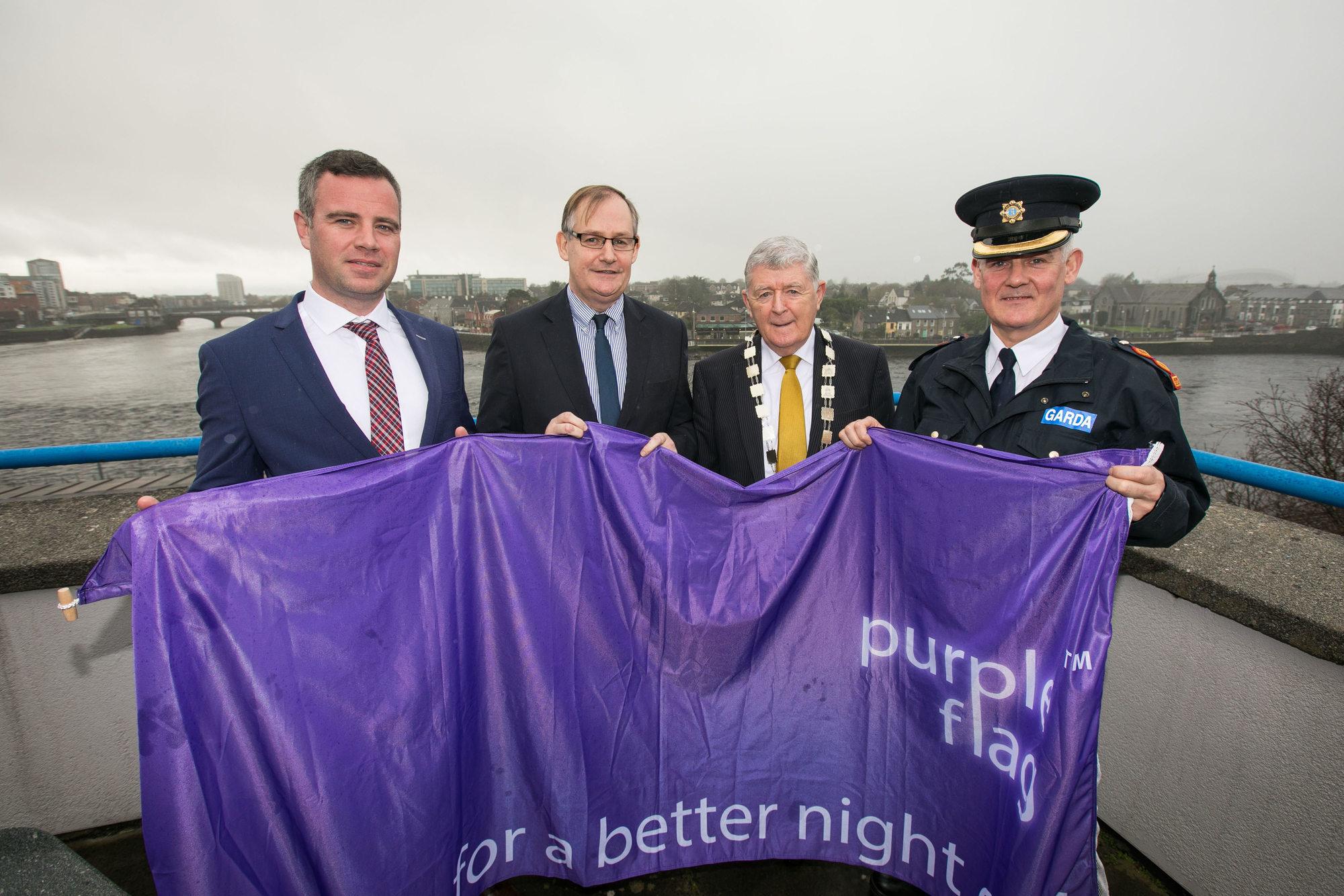 Limerick Purple Flag Weekend