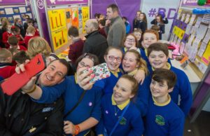 RDS Primary Science Fair Limerick 2017