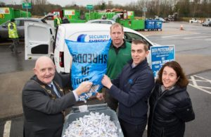 merick Free Confidential Paper Shredding
