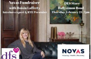 DFS Novas fundraiser