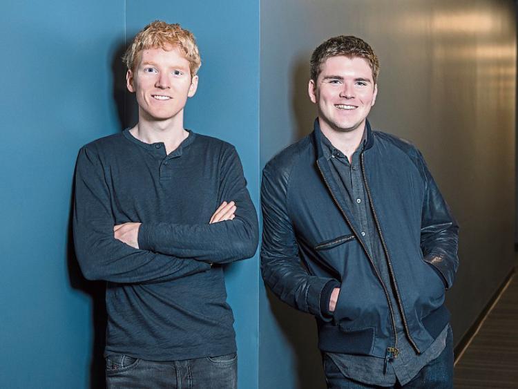 Collison Brothers, Forbes Billionaires List