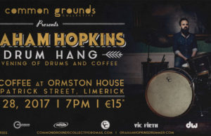 Graham Hopkins Drum Hang