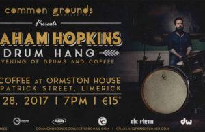 Graham Hopkins Drum Hang