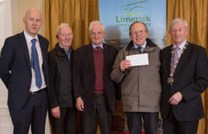 Limerick Burial Ground Awards 2016