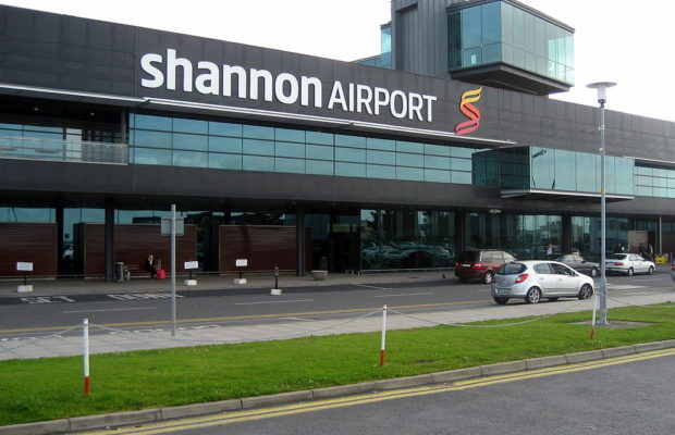 Shannon Airport runway Shannon welcomes Norwegian Air International. Norwegian low cost transatlantic services
