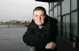 Limerick Author Darren Shan
