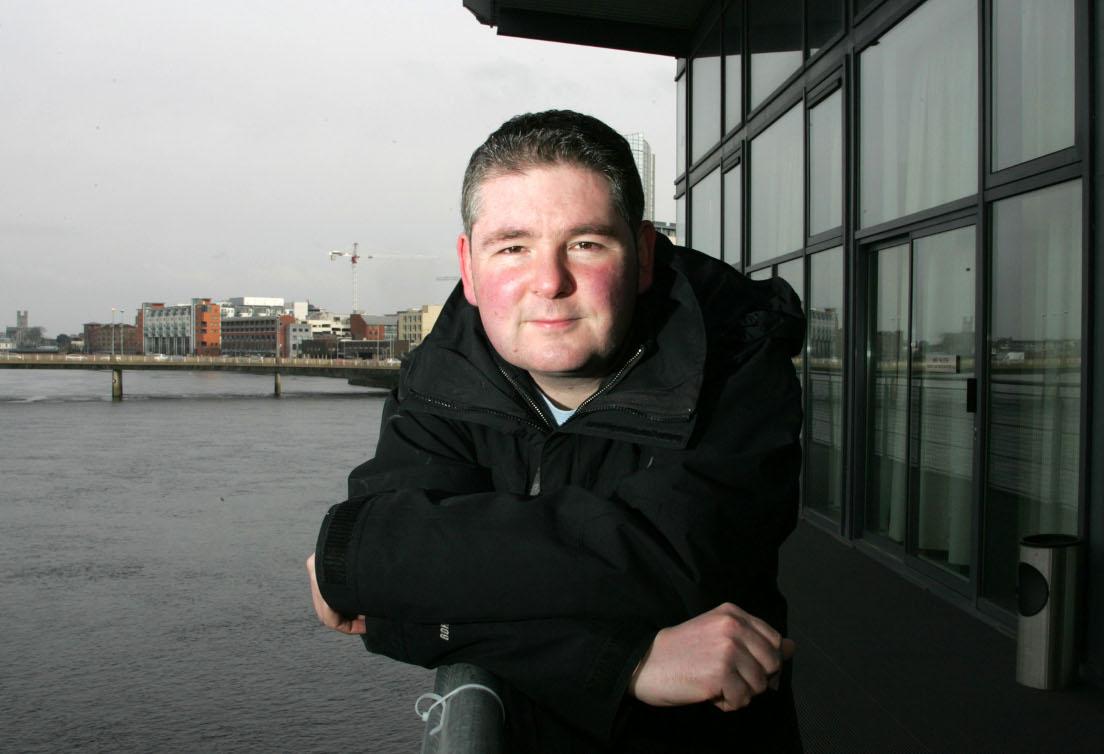 Acclaimed Limerick Author Darren Shan Limericks Most Loved