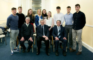MIC Munster GAA Bursary Recipients 2016/17