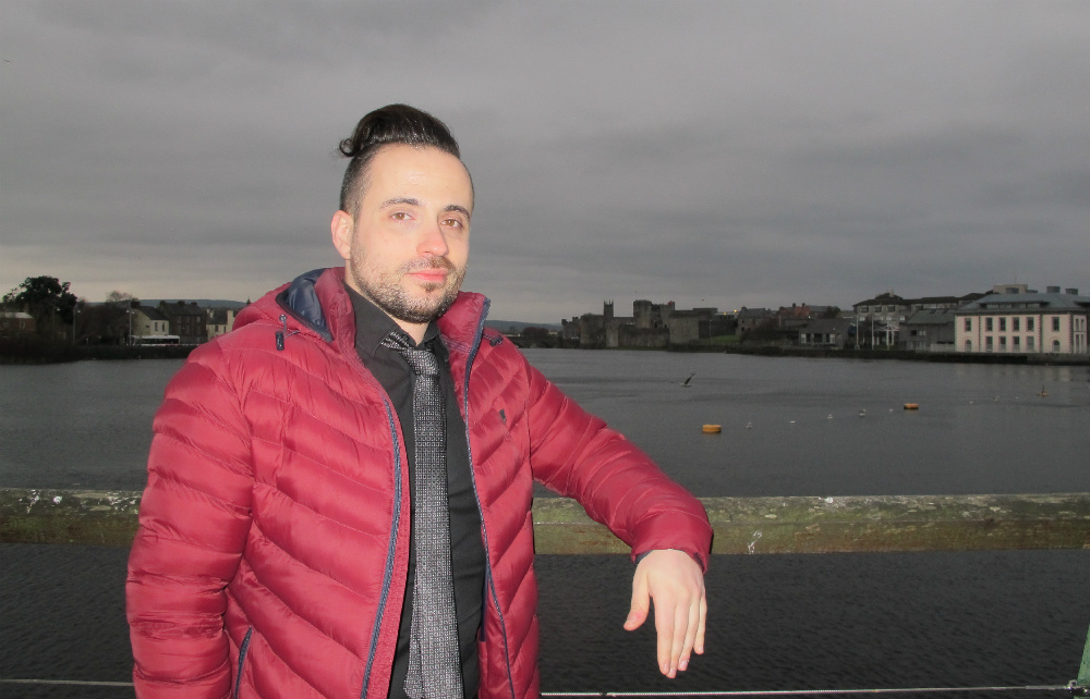Getting To Know Christian Moretti Mr Gay Limerick Interview