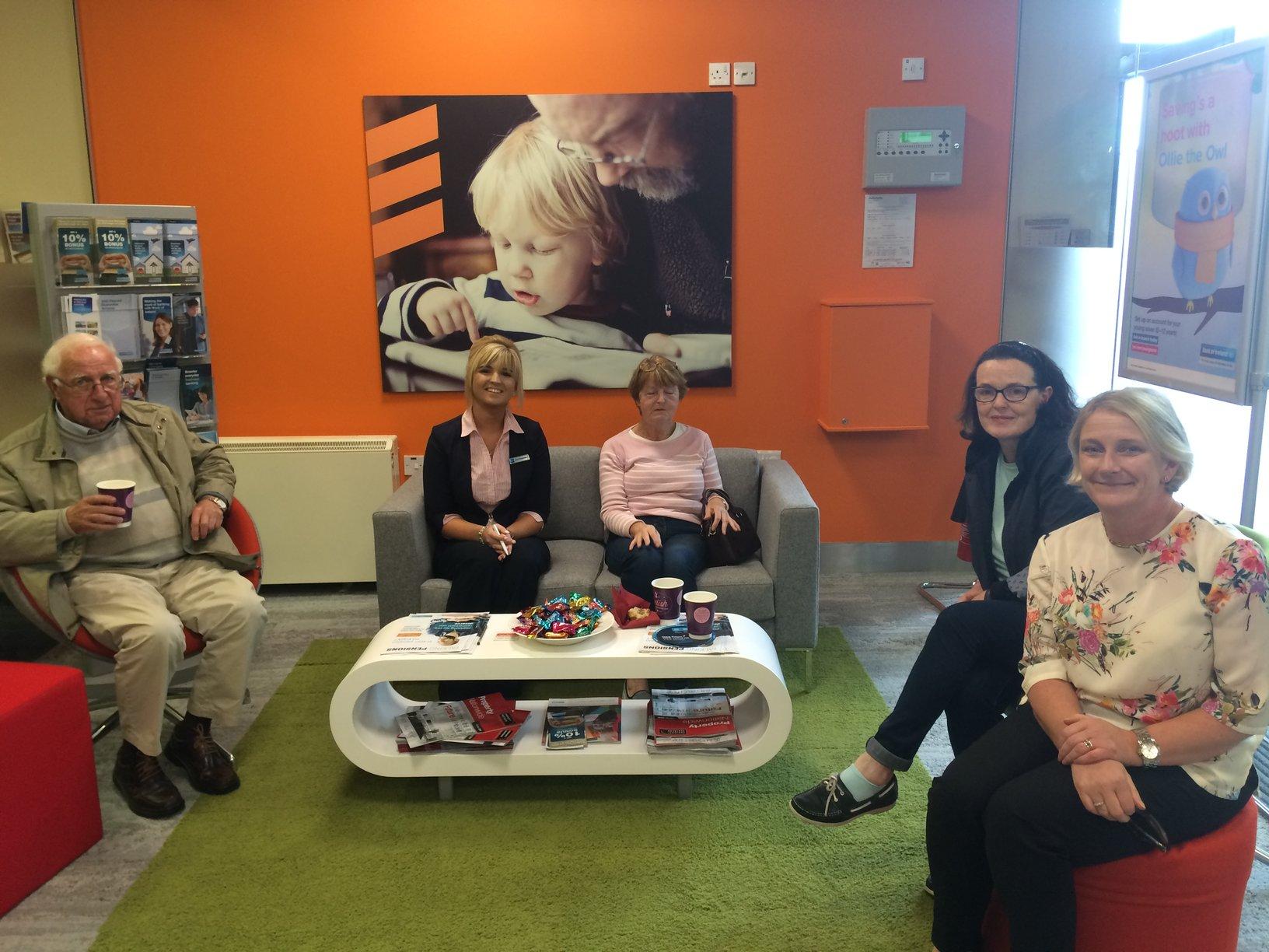 Age Friendly Ireland accredits BOI