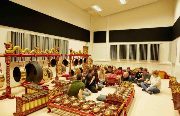 Javanese Gamelan Orchestra
