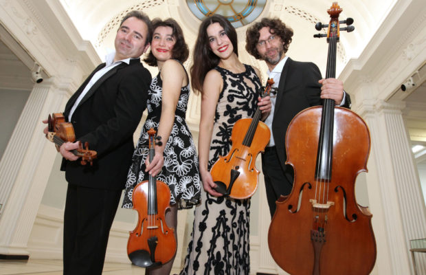 RTE Contempo Quartet