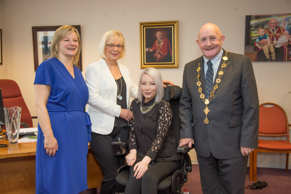 Dorothy Meaney Carer of the Year