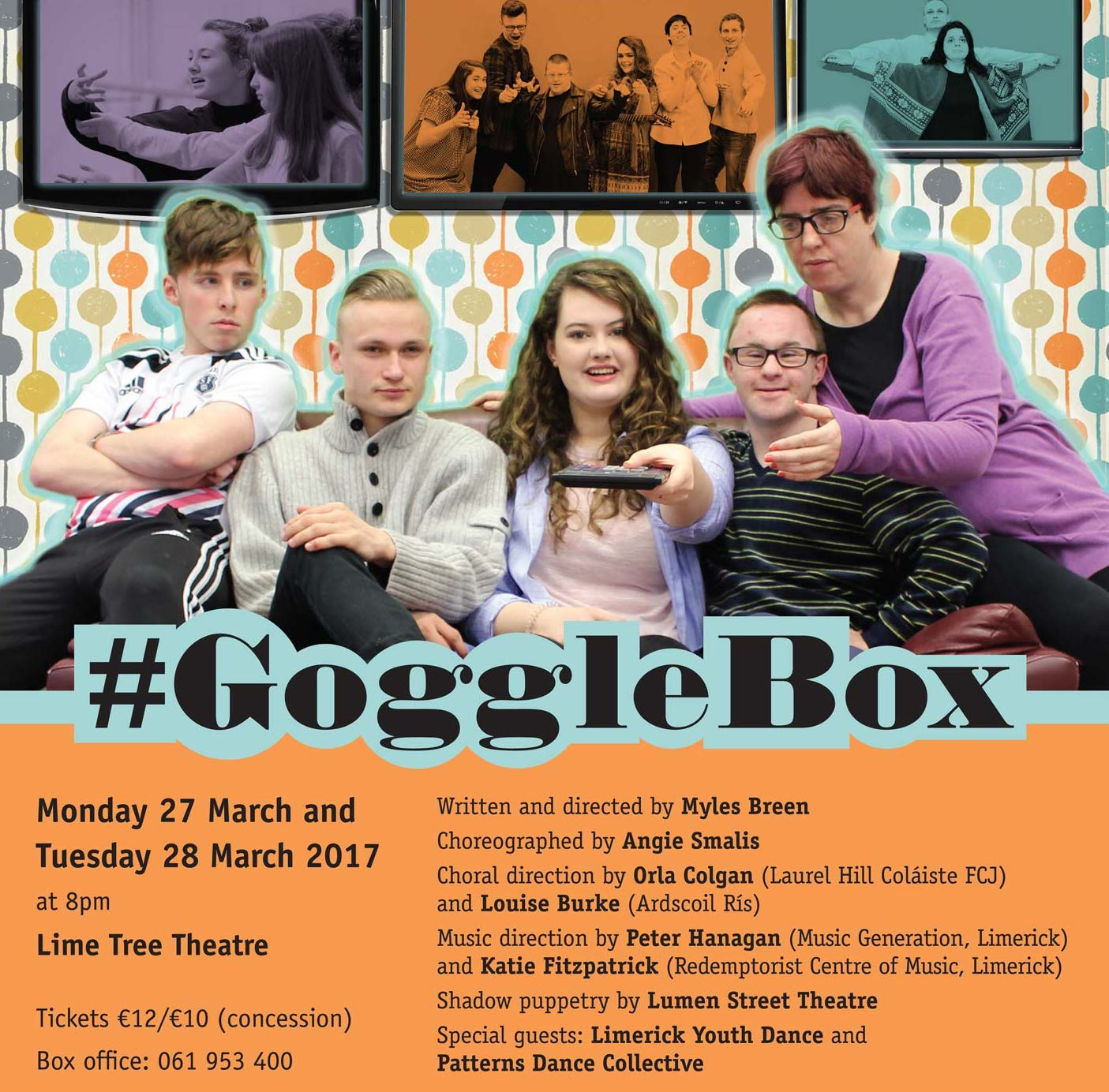 Creative Show Presents Gogglebox