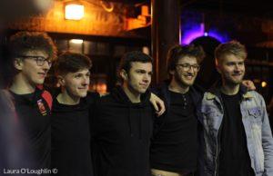 Limerick band A Weekend Away