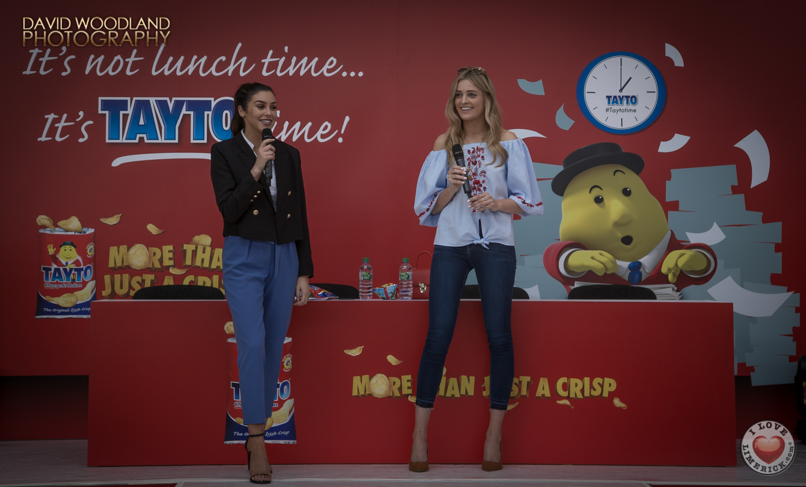Tayto Lunchtime event